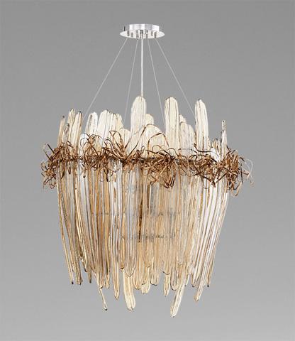 Cyan Designs - Large Thetis Chandelier - 07986
