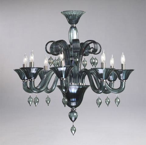 Cyan Designs - Trviso Chandelier - 6495-8-14