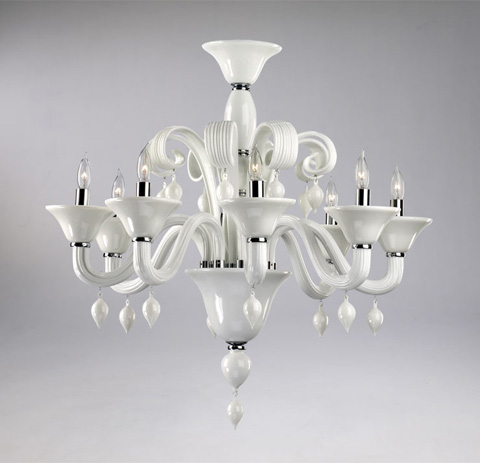 Cyan Designs - Treviso Chandelier - 6496-8-14