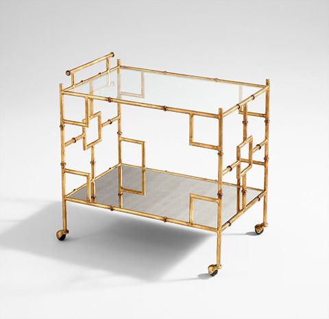 Image of Molly Martini Bar Cart