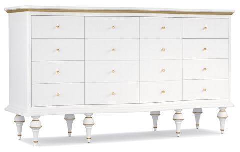 Image of Mystique Nine-Drawer Dresser