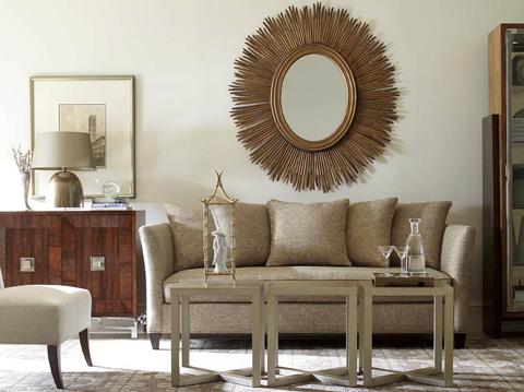 Century Furniture - Loudi Two Door Cabinet - 699-704