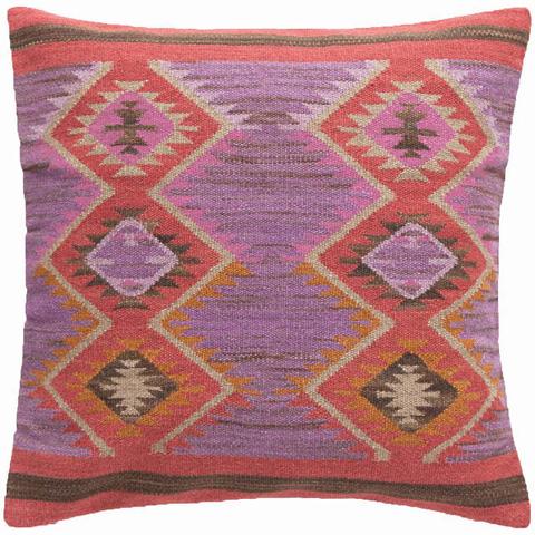Dash & Albert Rug Company - Rhapsody Wool Woven Pillow - RDA234-DP26