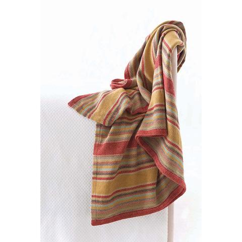 Dash & Albert Rug Company - Wyatt Woven Cotton Throw - RDA286-THR