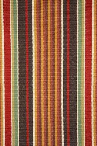 Dash & Albert Rug Company - Montana Stripe Cotton Woven 8x10 Rug - RDA129-810
