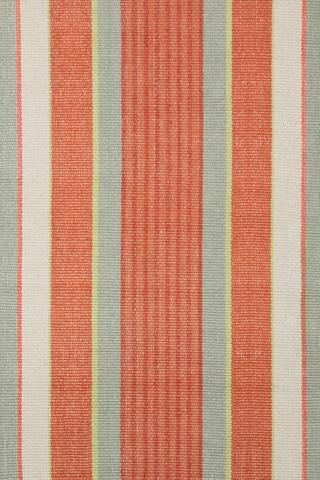 Dash & Albert Rug Company - Autumn Stripe Woven Cotton 8x10 Rug - RDA194-810