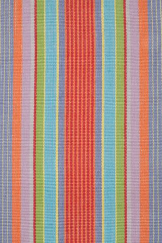 Dash & Albert Rug Company - Garden Stripe Woven Cotton 8x10 Rug - RDA211-810
