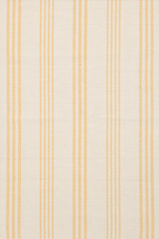 Image of Denmark Stripe Woven Cotton 8x10 Rug