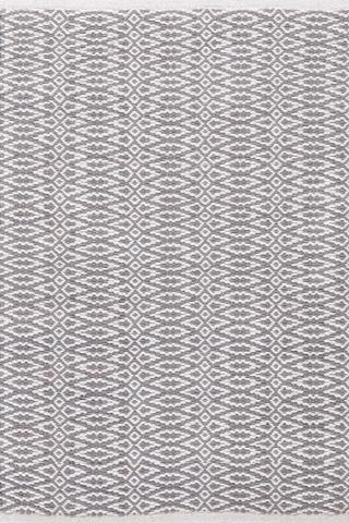 Dash & Albert Rug Company - Fair Isle Gray Woven 8x10 Rug - RDA281-810