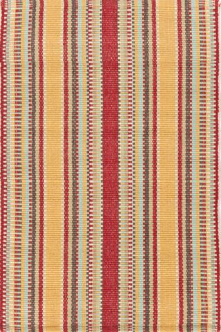 Dash & Albert Rug Company - Wyatt Woven Cotton 8x10 Rug - RDA286-810
