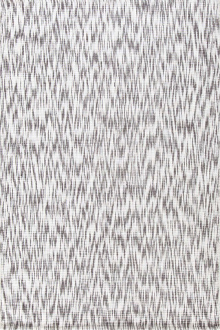 Dash & Albert Rug Company - Ikat Gray Chenille Woven 8x10 Rug - RDA292-810