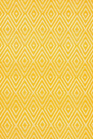 Dash & Albert Rug Company - Diamond Canary 8.5x11 Rug - RDB182-8511