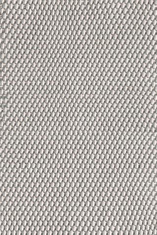 Dash & Albert Rug Company - Two Tone Rope Platinum 8.5x11 Rug - RDB224-8511