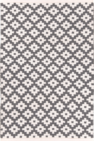 Image of Samode Graphite 8.5x11 Rug