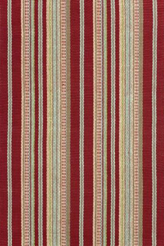 Dash & Albert Rug Company - Saranac Cotton Woven 8x10 Rug - RP34-810
