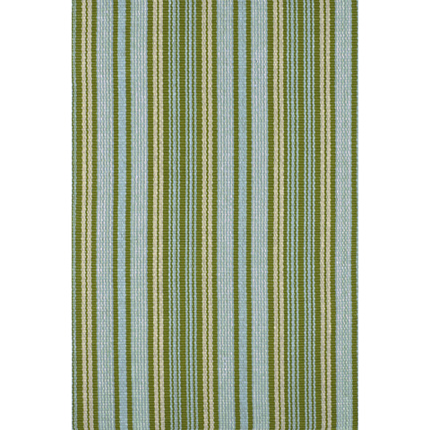 Dash & Albert Rug Company - Caravan Stripe Woven Cotton Rug - RDA062-912