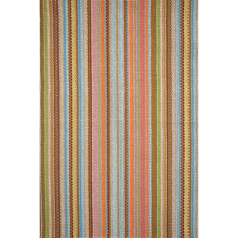 Dash & Albert Rug Company - Zanzibar Ticking Woven Cotton Rug - RDA110-912