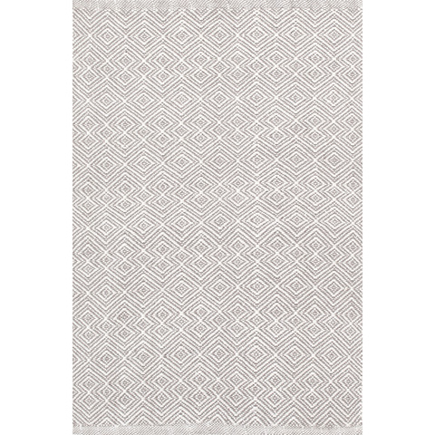 Dash & Albert Rug Company - Annabelle Grey Indoor/Outdoor Rug - RDB270-58