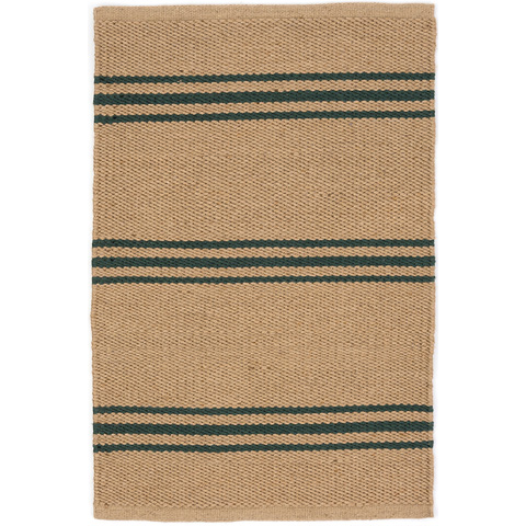 Dash & Albert Rug Company - Lexington Pine/Camel Indoor/Outdoor Rug - RDB339-58