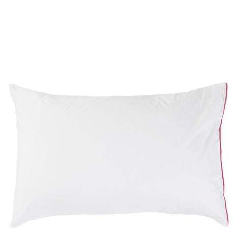 Designers Guild - Astor Peony/Pink Standard Pillowcase - BEDDG0769