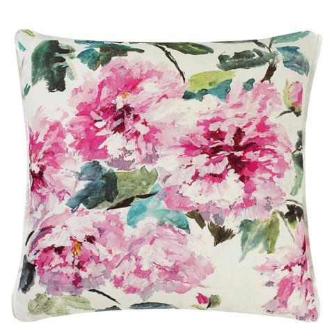 Image of Shanghai Garden Peony Cushion