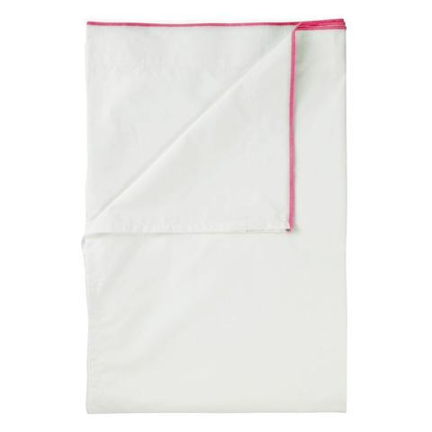 Designers Guild - Astor Peony/Pink Queen Flat Sheet - BEDDG0776