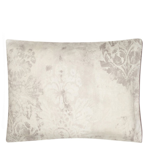 Designers Guild - Floreale Natural Standard Pillowcase - BEDDG0858