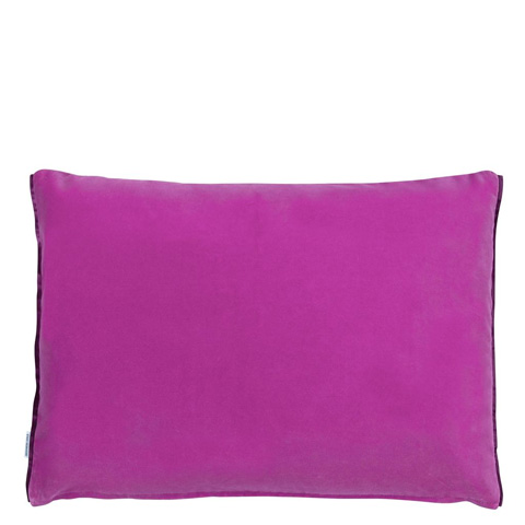 Image of Cassia Magenta Throw Pillow