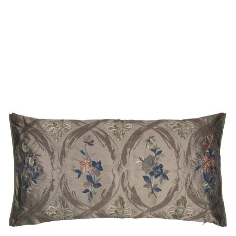Designers Guild - Carrack Moss Throw Pillow - CCRC0038