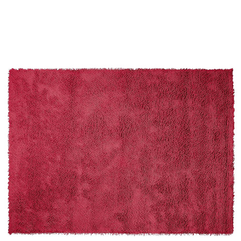Designers Guild - Shoreditch Cranberry Standard Rug - RUGDG0189