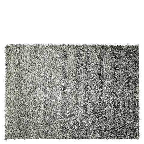 Designers Guild - Belgravia Black & White Standard Rug - RUGDG0273