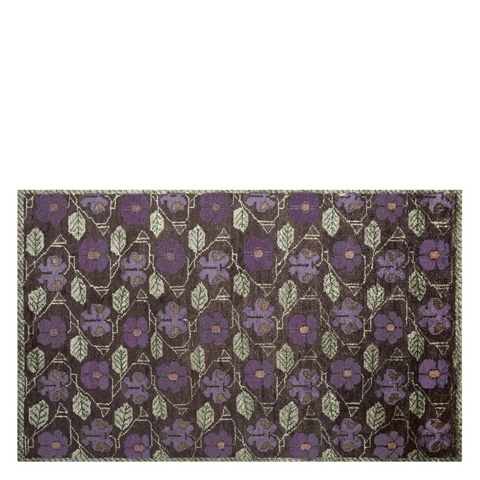 Designers Guild - James II Tapestry Amethyst Standard Rug - RUGRC0397