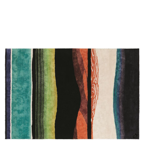 Designers Guild - CL Tempera Multicolour Large Rug - DHRCL004/01