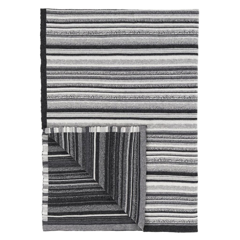 Image of Turrill Charcoal Throw