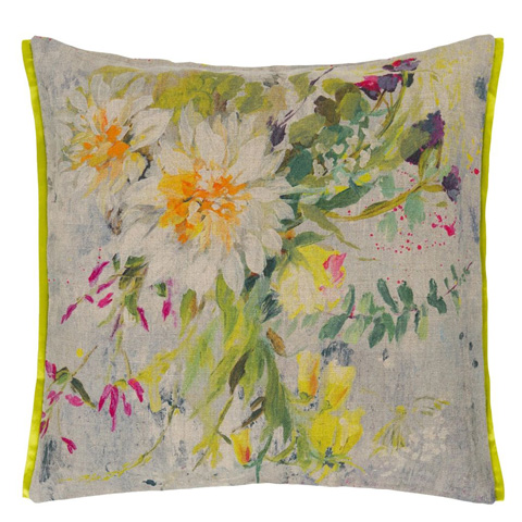 Image of Corneille Moss Throw Pillow