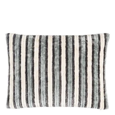 Image of Hemsley Zinc Throw Pillow