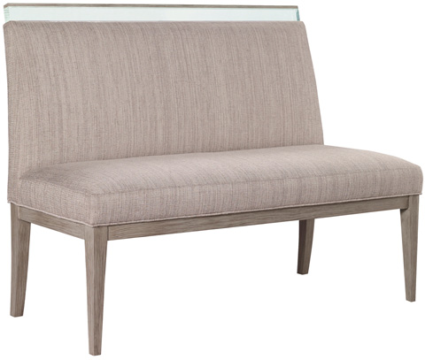 Image of Olivia Armless Banquette