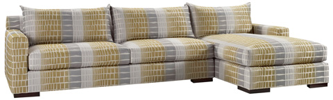 Directional - Darien Sectional - 1275 GL/1275 OR