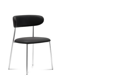 Domitalia - Anais Chair - ANAIS.S.0K0.CR.7JR
