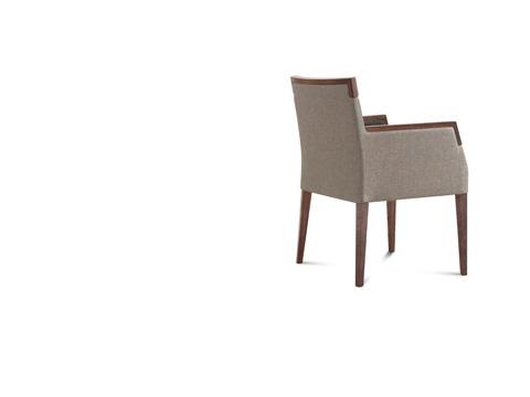 Domitalia - Ariel Arm Chair - ARIEL.P.IK0.NC.FTD1