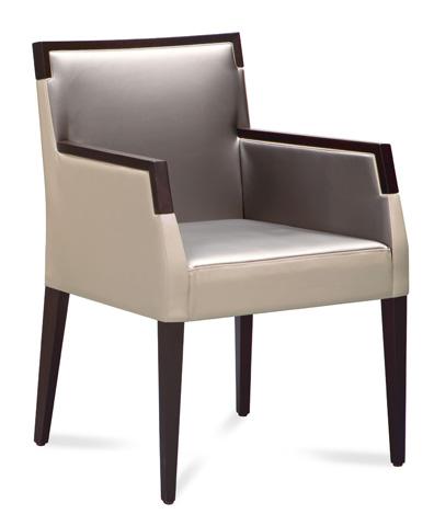 Domitalia - Ariel Arm Chair - ARIEL.P.IK0.WE.SD2