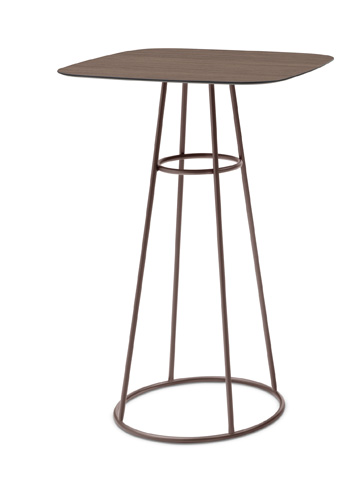 Domitalia - Barrique Bar Table - BARRI.T.AT03.RU.HRI