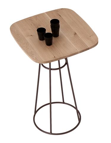 Domitalia - Barrique Bar Table - BARRI.T.AT03.RU.RNS