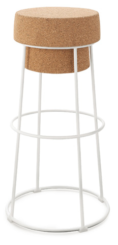 Domitalia - Bouch Barstool - BOUCH.RS.A0F.LBO