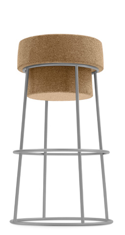 Domitalia - Bouch Counter Stool - BOUCH.RS.B0F.AS