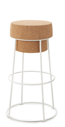Domitalia - Bouch Counter Stool - BOUCH.RS.B0F.LBO
