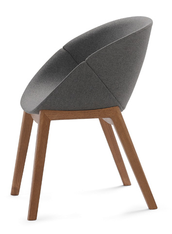 Image of Coquille Arm Chair