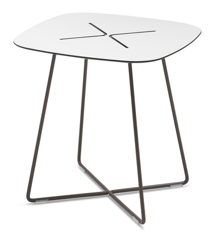 Domitalia - Cross Square End Table - CROSS.C.05F.AN.HBI