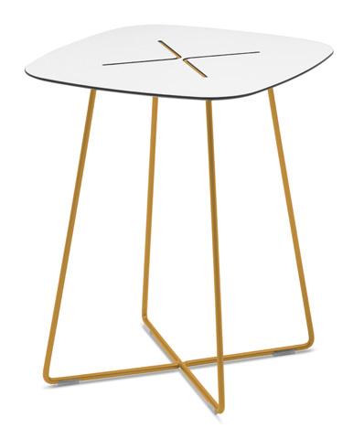 Domitalia - Cross Square End Table - CROSS.C.06F.SE.HBI