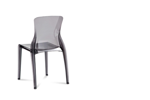 Domitalia - Crystal Side Chair - CRYSTAL.4.PCFU02